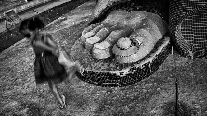 Exposição 'Fotopromessa - viagem a Canindé' mostra o sertão do Ceará Foto: Divulgação