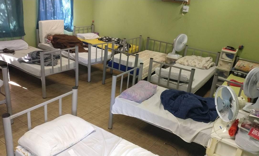 Abrigo de idosos da prefeitura em Guaratiba está ameaçado de ficar sem funcionários