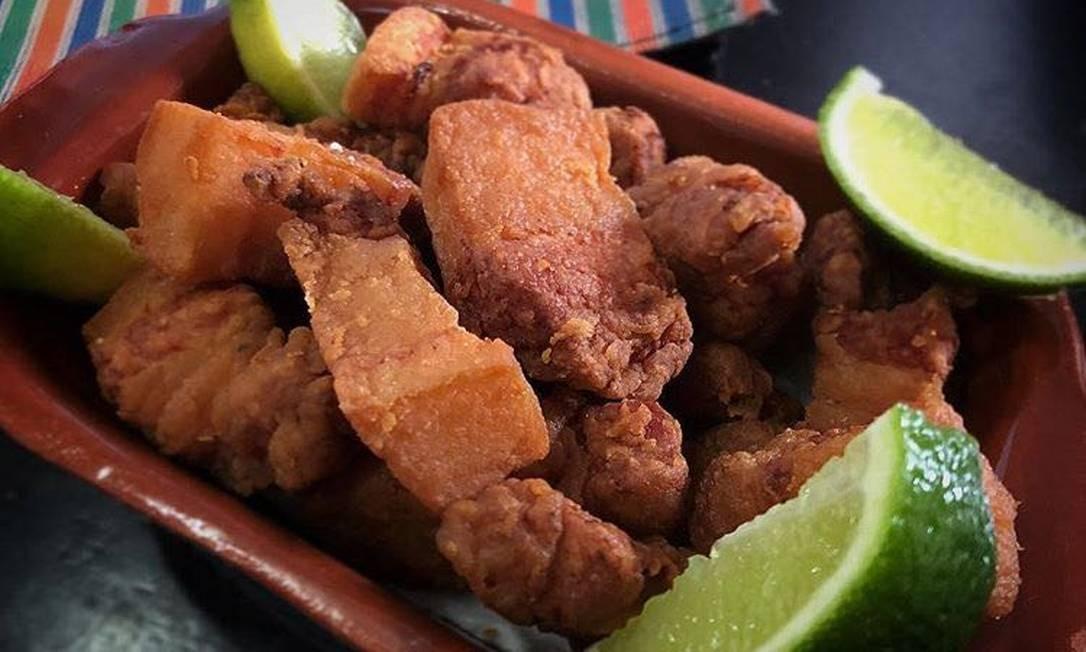 Bar da Frente. O gurjão de bacon (R$ 19,80) é uma das novidades do cardápio do bar. Rua Barão de Iguatemi 388, Praça da Bandeira (2502-0176) Divulgação