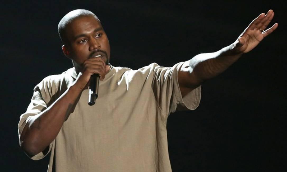 O rapper Kanye West lançou seu novo álbum 'Ye' Foto: Matt Sayles /