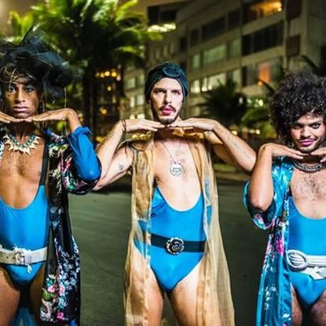 Grupo Não Recomendados se apresenta na edição especial da festa MUG Foto: Divulgação