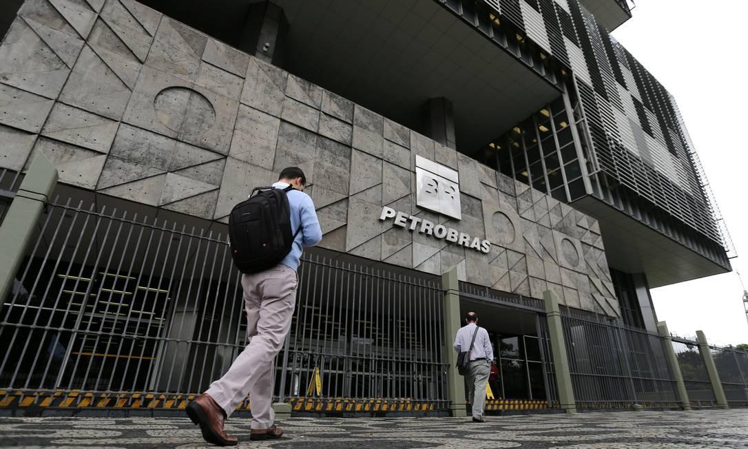 Sede da Petrobras, no Rio Foto: / Sergio Moraes/Reuters