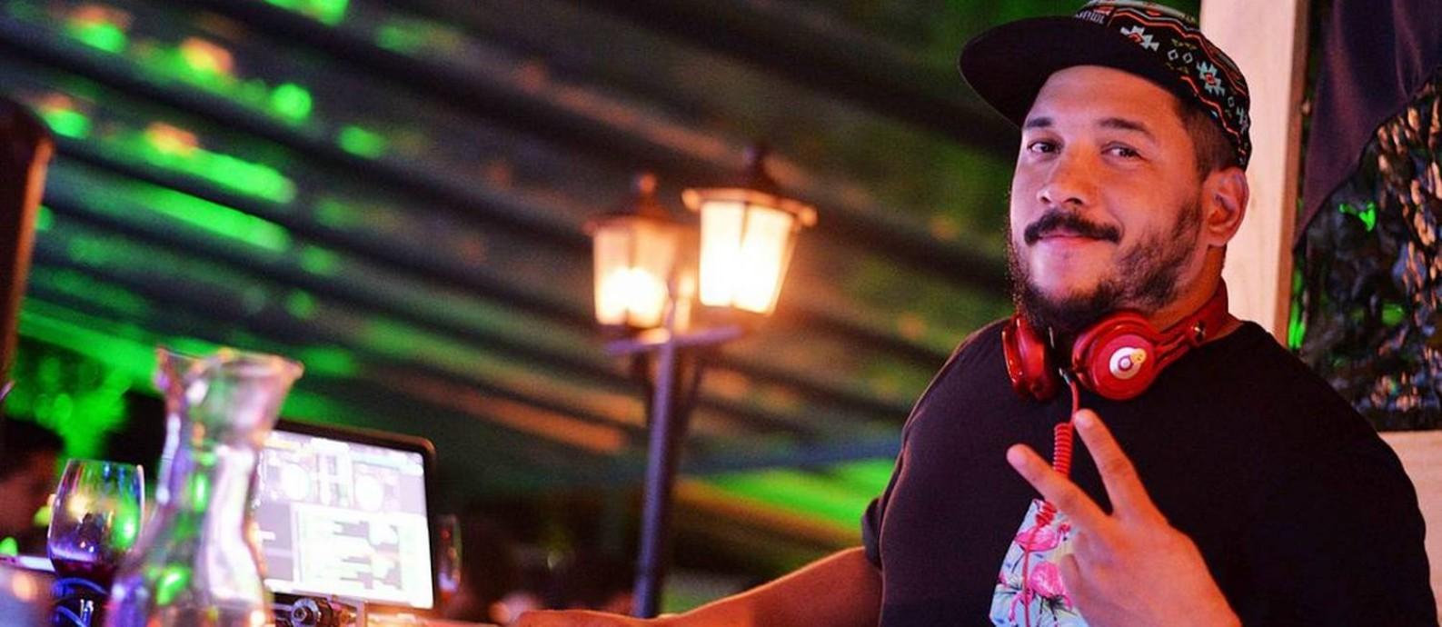 DJ Zedoroque Foto: Lu D'Angelo / Divulgação/Lu D'Angelo