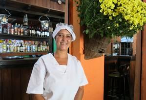 Toque de Chef: Alpendre Foto: Divulgação / Graciette Grace