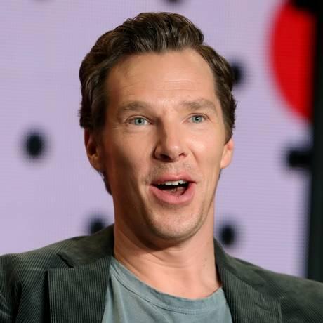 Benedict Cumberbatch, estrela da série