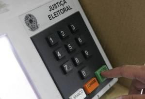 No Tocatins, eleitores votam neste domingo para governador Foto: Felipe Hanower