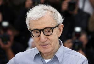 O diretor americano Woody Allen Foto: ERIC GAILLARD / REUTERS