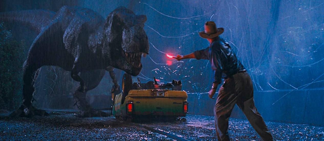 Jurassic Park Foto: Divulgação