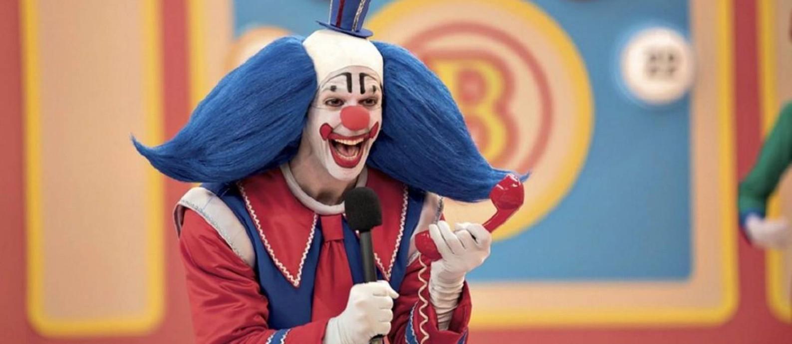 Vladimir Brichta em 'Bingo - O rei das manhãs' Foto: Divulgação