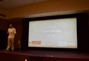 Novas metodologias.Workshop capacitará professores a usar conceitos dos games no processo de ensino Foto: Divulgação