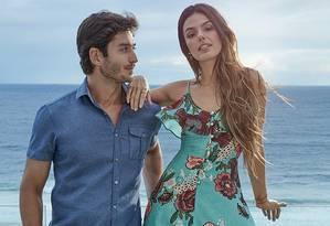 Andre Rezende e Isis Valverde: todos os detalhes do casamenro deles, que acontece domingo Foto: Divulgação