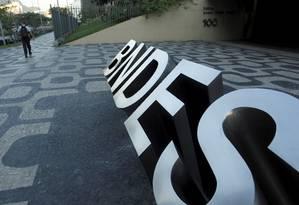 Sede do BNDES Foto: Pedro Teixeira