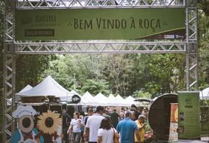 Feira. A primeira edição do festival em Niterói foi realizada no ano passado Foto: Divulgação