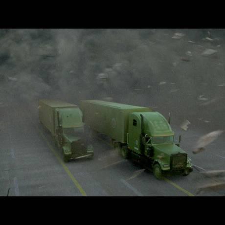 Trailer do filme No Olho do Furacão Foto: Divulgação