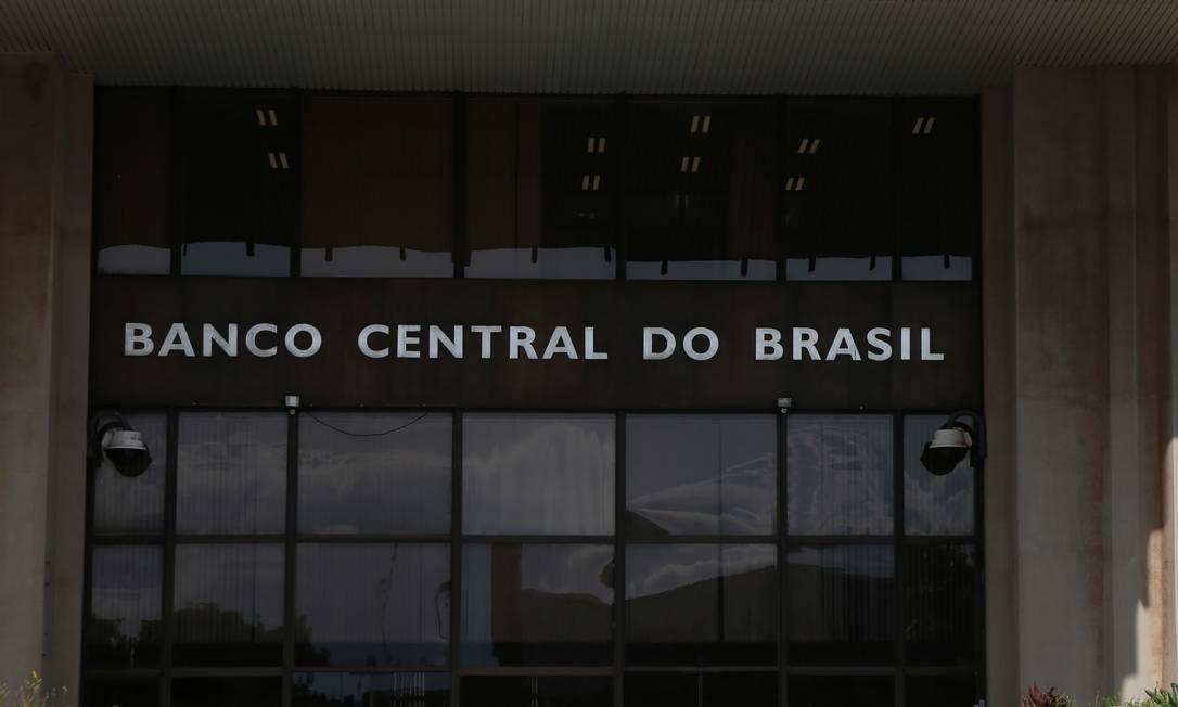 A sede do Banco Central, em Brasília Foto: Michel Filho/Agência O Globo/04-04-2016