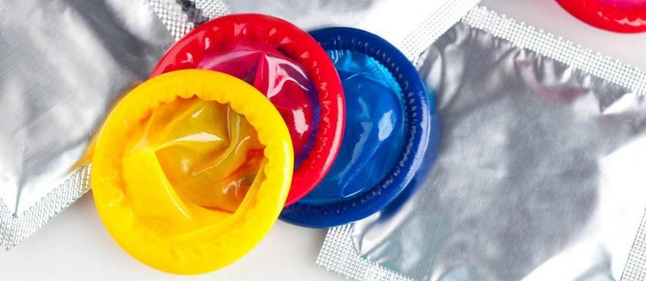Camisinha é um preservativo considerado seguro para prevenir o HIV Foto: Divulgação