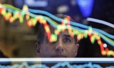 As operações do programa Tesouro Direto foram suspensas por conta da volatilidade nas taxas de juros dos títulos públicos Foto: Richard Drew / AP