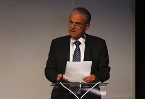 O presidente da Confederação Nacional da Indústria (CNI), Robson Braga de Andrade 08/06/2018 Foto: Michel Filho / Agência O Globo