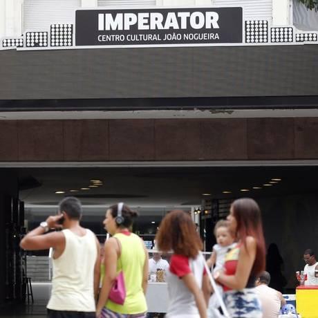 Recomeço. Desde 2012, a casa contabiliza mais de três mil espetáculos e média mensal de 68 mil visitantes Foto: Agência O Globo / Marcos de Paula