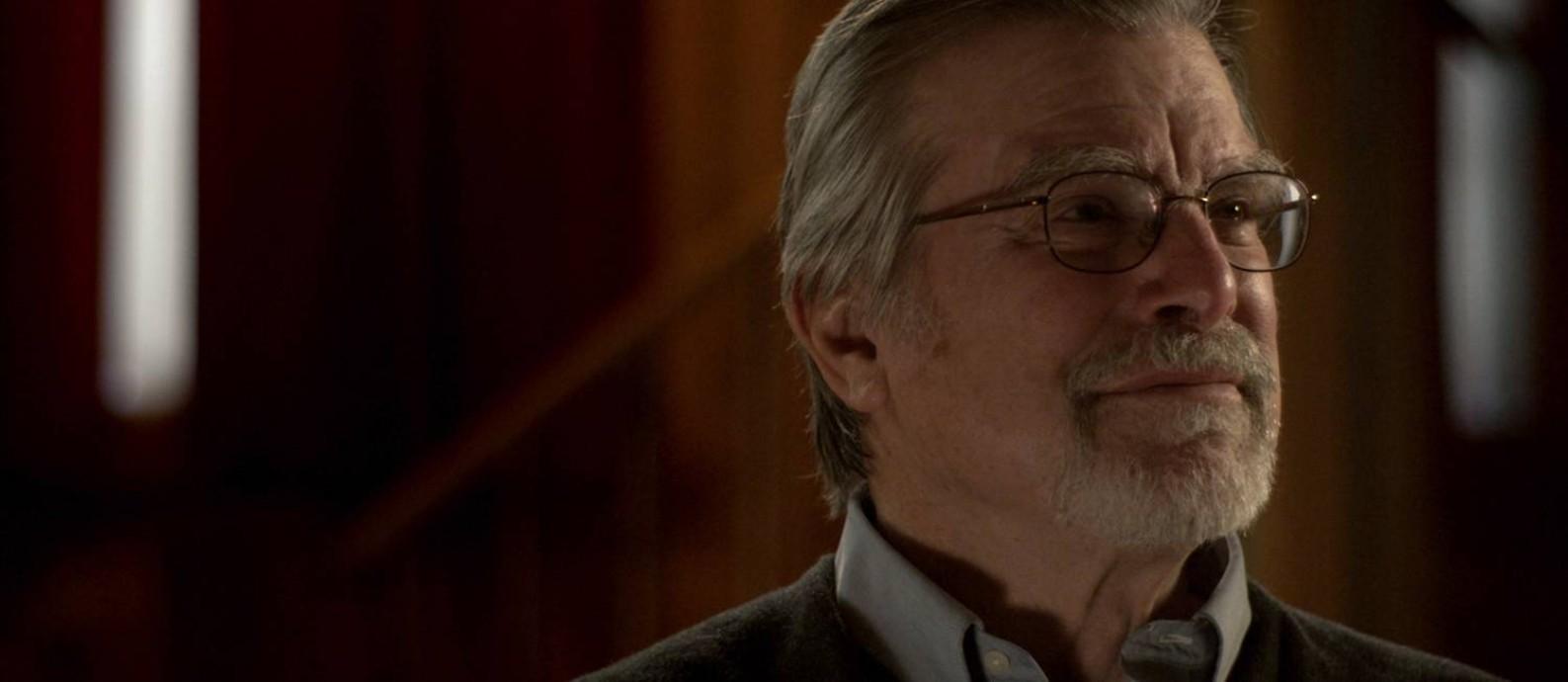 O advogado Philip Toelkes em cena do documentário 'Wild Wild Country' Foto: Netflix / Reprodução