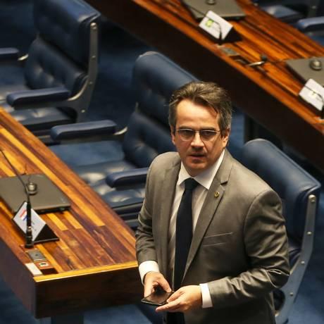 O presidente do PP, Ciro Nogueira Foto: Givaldo Barbosa / Agência O Globo