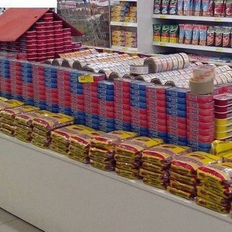 Sardinhas em lata: consumidores se queixaram da redução da quantidade de pescado e do aumento do volume de óleo comestível Foto: Reprodução