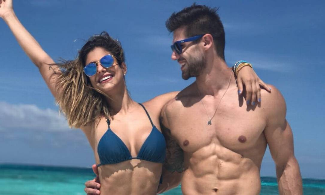 Jonas e Mari: o casal magia do Instagram Foto: Arquivo Pessoal