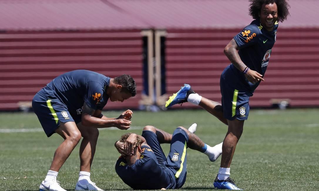 O primeiro jogo da seleção acontece no dia 17 contra a Suíça Pedro Martins / MoWA Press