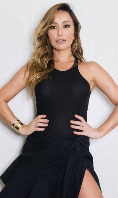 Sabrina: grávida fashionista Reprodução/ Instagram