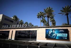 Estúdio da Fox em Los Angeles, na Califórnia . Foto: Lucy Nicholson/Reuters