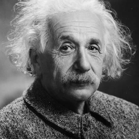 Albert Einstein usou sua fama para se posicionar sobre questões sociais e políticas Foto: WIKIMEDIA