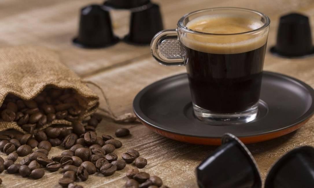 Blends afrodisíacos. O Octávio Café Esmeralda (R$ 19,80, dez cápsulas) e o Café do Centro Mogiana (R$ 16,80 com dez cápsulas) são opções de blends afrodisíacos da CaféLand (cafeland.com.br) Foto: divulgação/dante pires