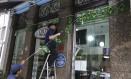 Concentração. Há 61 anos na Rua Afonso Pena, restaurante Salete promete ser um dos points na Copa Foto: Pedro Teixeira / Pedro Teixeira/Agência O Globo