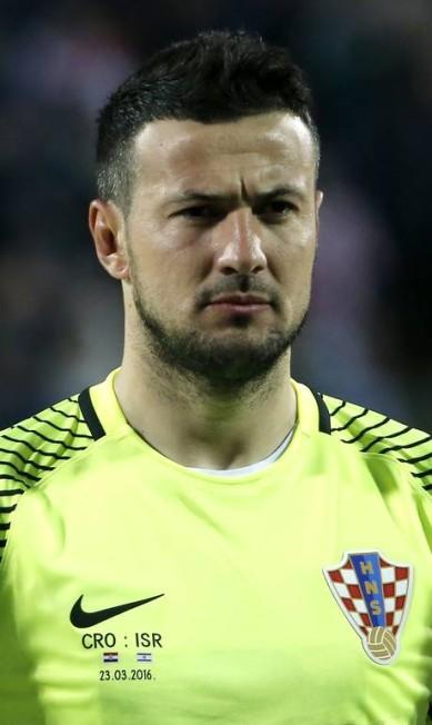 O goleiro da Croácia Danijel Subasic também está na lista Srdjan Stevanovic / Getty Images
