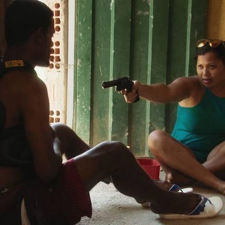 Cena do filme 'Baronesa' Foto: Divulgação