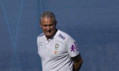 Tite busca saiba que saiba colocar os contra-golpes na Copa Foto: Alexandre Cassiano / Alexandre Cassiano