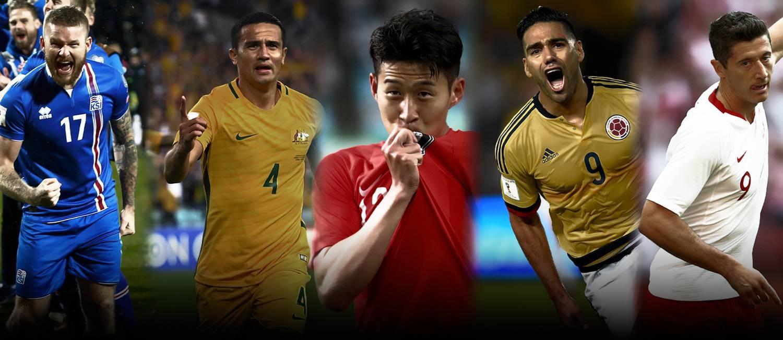 Conheça histórias de jogadores das 32 seleções da Copa-2018 - Jornal ... 4bec6d8eaefdb