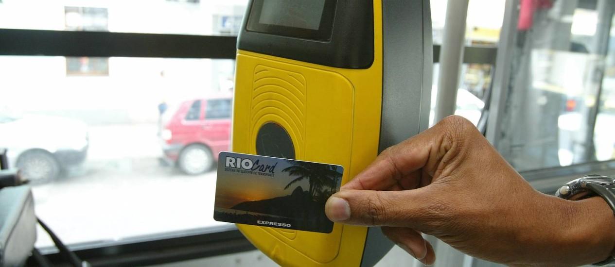 Empresa para operar o sistema será licitada Foto: Marcelo de Jesus 13-11-2007 / Agência O Globo