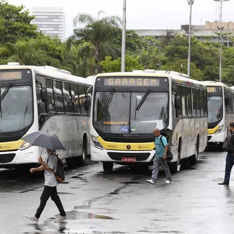 Justiça suspende aumento de passagem no Rio Foto: Pablo Jacob / Agência O Globo