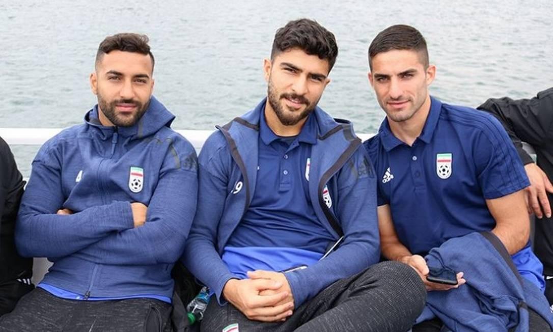 Os atletas do Irã: os crushes da Copa Reprodução/ Instagram