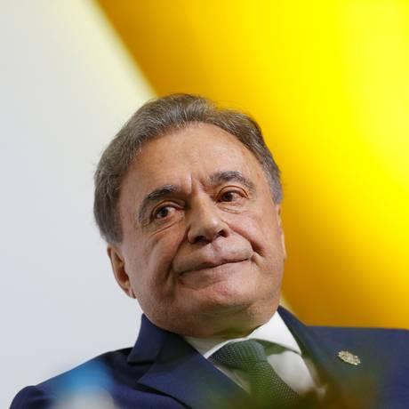 O pré-candidato ao Planalto, senador Álvaro Dias Foto: Adriano Machado / REUTERS