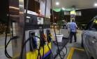 Na semana passada, o combustível nos postos havia caído 9% frente a um recorde no período anterior. Foto: Arquivo