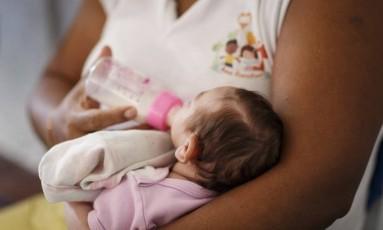 Mães quebram barreiras cuidando dos filhos com microcefalia Foto: Fernando Lemos