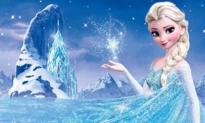 Filme Frozen Foto: Divulgação