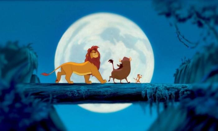 Rei Leão Foto: Divulgação