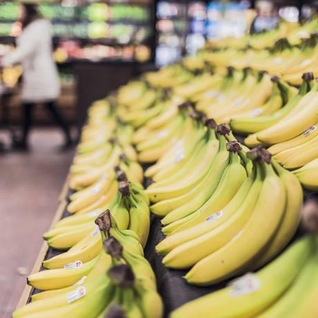 Avanço do mal do Panamá ameaça a indústria da banana Foto: Pixabay