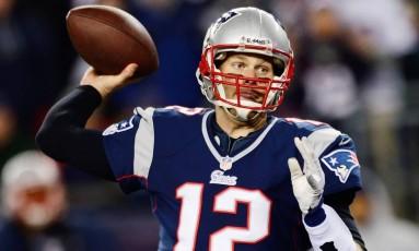 Time onde joga o astro Tom Brady, o New England Patriots, de futebol americano, está avaliado em 3,2 bilhões de dólares. Foto: Divulgação