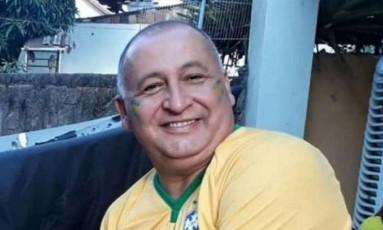 Subtenente foi o 58º PM morto em 2018 no Rio Foto: Redes Sociais