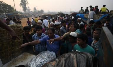 Número de refugiados aumenta entre 2016 e 2017, segundo relatório da ONU Foto: CLODAGH KILCOYNE / REUTERS