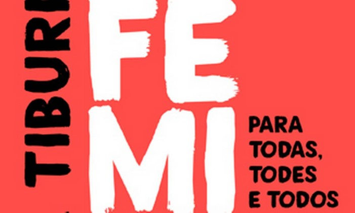 O livro 'Feminismo em comum', de Marcia Tiburi Foto: Reprodução / Editora Record